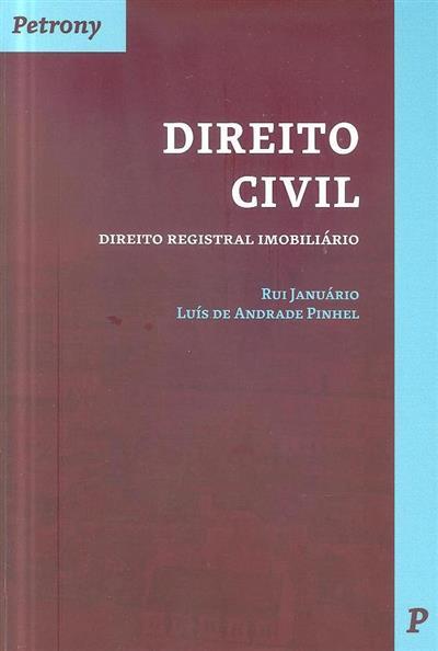 Direito civil (Rui Januário, Luís de Andrade Pinhel)