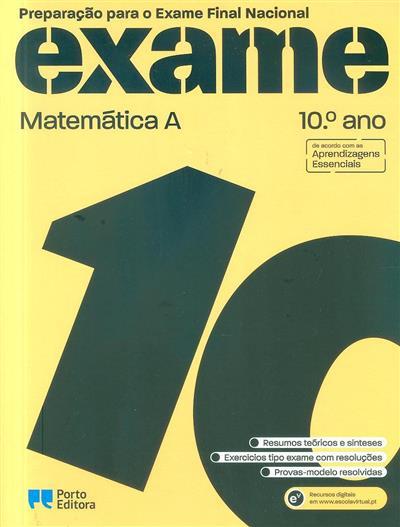 Preparação para o exame final nacional 10 (João de Sá Duarte, Felicidade de Sá Duarte)