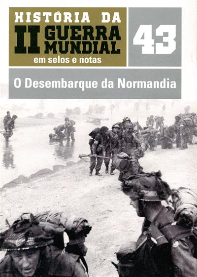 O desembarque da Normandia (David Moreu)