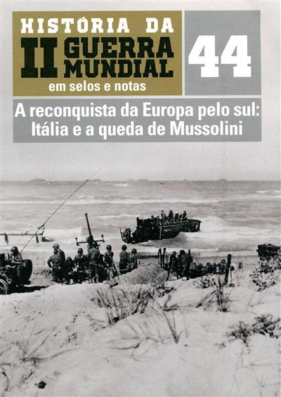 A reconquista da Europa pelo sul (David Moreu)