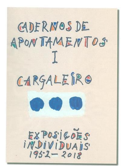 Cargaleiro (coord. Manuel Pires Andrade Pereira)