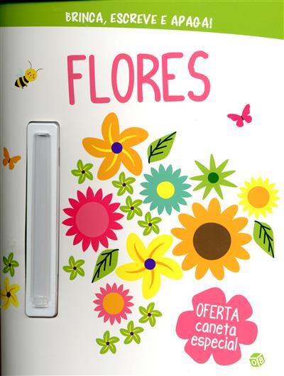 Flores (il. Ana Costa)