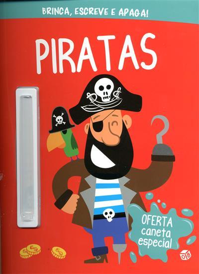 Piratas (il. Chico Bolila)