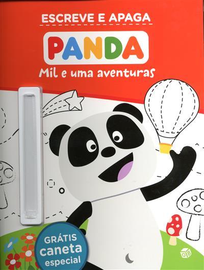 Panda, mil e uma aventuras