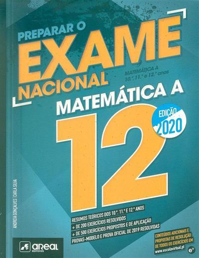 Preparar o exame nacional 2020 (Andreia Gonçalves, Carla Silva)