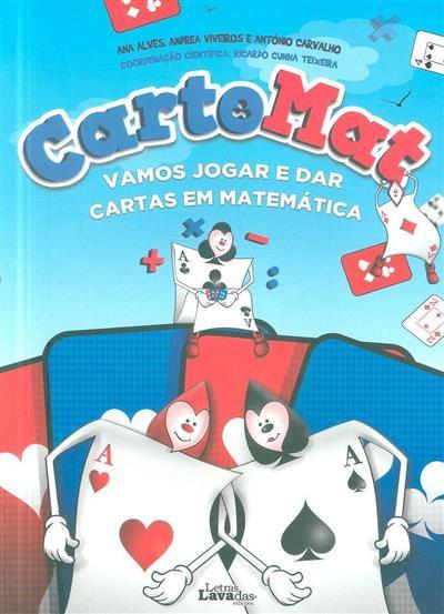 CartoMat (autores Ana Alves, Andrea Viveiros, António Carvalho)