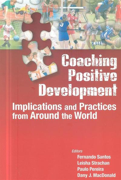 Coaching positive development