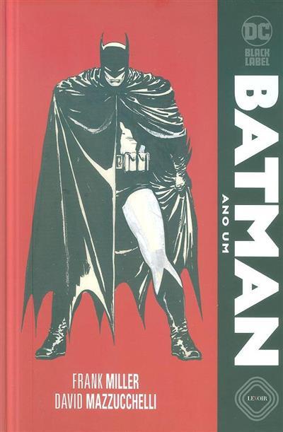 Batman (Frank Miller, David Mazzucchelli)