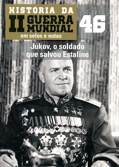 Júkov, o soldado que salvou Estaline (David Moreu)