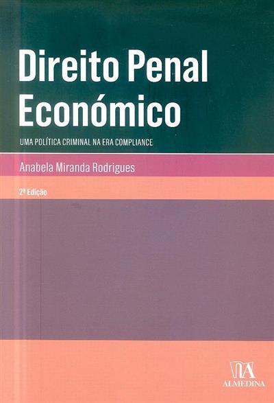 Direito penal económico (Anabela Miranda Rodrigues)
