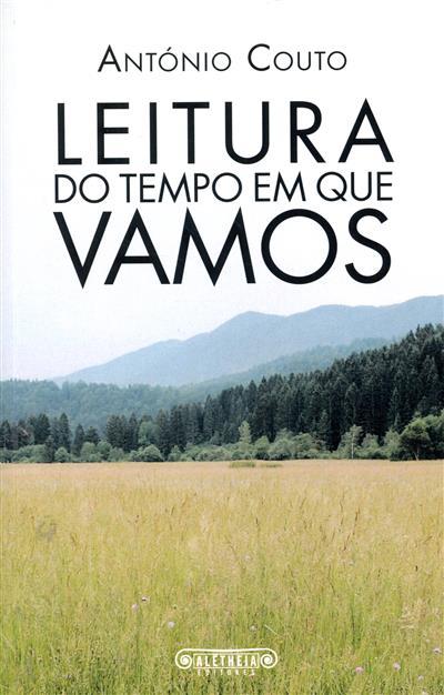 Daqui, desta planura (António Couto)