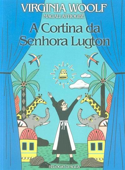 A cortina da Senhora Lugton