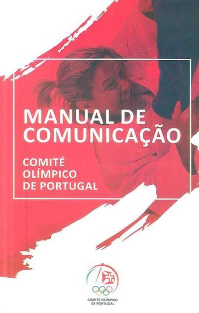 Manual de comunicação (José Mário Costa, Paula Torres de Carvalho)