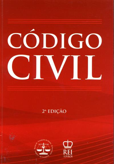 Código civil português ([compil.] Benjamim Silva Rodrigues)