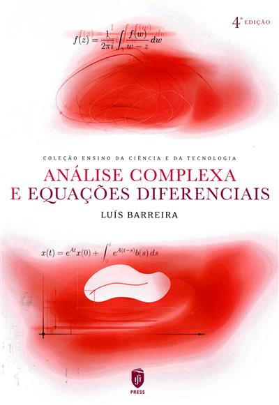 Análise complexa e equações diferenciais (Luís Barreira)