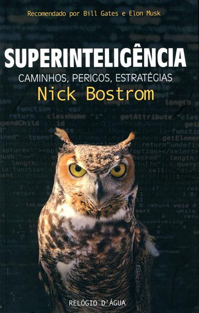 Superinteligência (Nick Bostrom)
