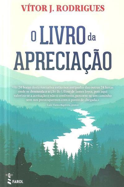 O livro da apreciação (Vítor J. Rodrigues)