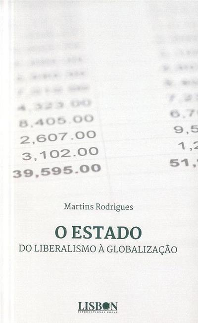 O estado do liberalismo à globalização