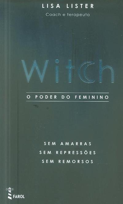 Witch, o poder do feminino (Lisa Lister)