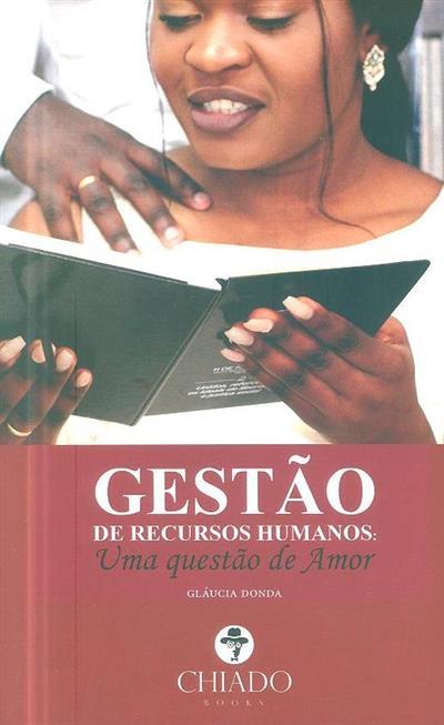Gestão de recursos humanos (Gláucia Donda)