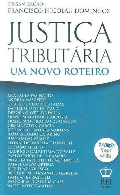 Justiça tributária (org. Francisco Nicolau Domingos)