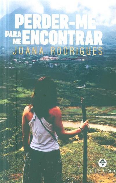 Perder-me para me encontrar (Joana Rodrigues)