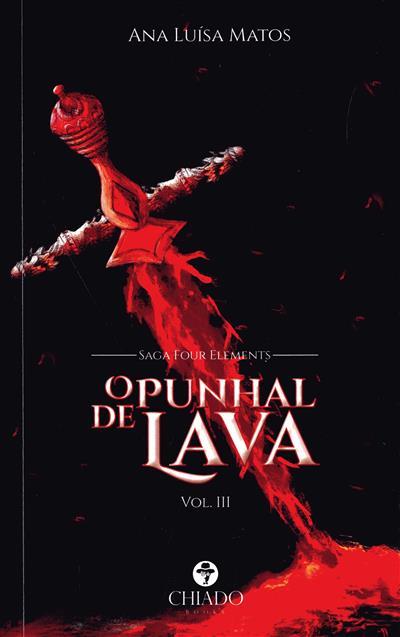 O punhal de lava (Ana Luísa Matos)