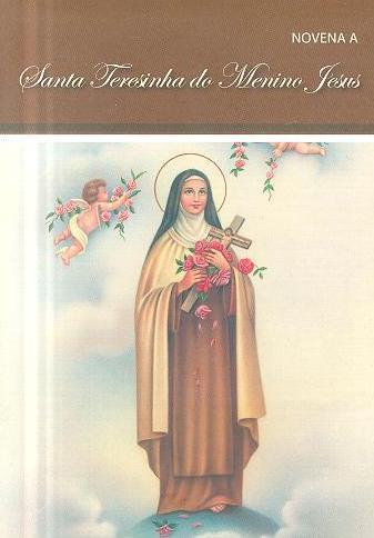Novena a Santa Teresinha do Menino Jesus (org. António Lúcio da Silva)