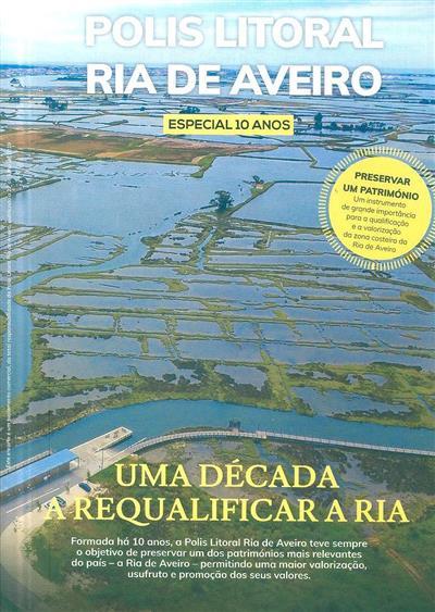 Polis Litoral Ria de Aveiro (coord. Sofia Sousa)