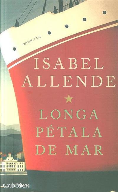 Longa pétala de mar (Isabel Allende)