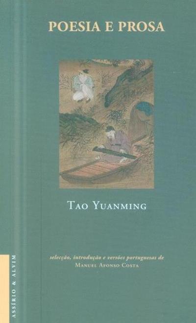 Poesia e prosa (Tao Yuanming)