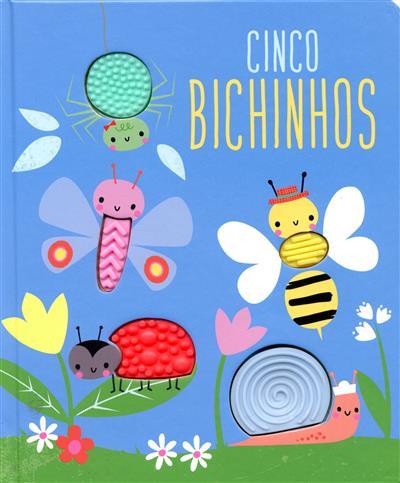 Cinco bichos (il. Shannon Hays)