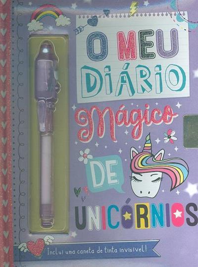 O meu diário mágico de unicórnios (il. Alyce Strogaya... [et al.])