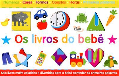 Os livros do bébé (il. Emma Surrey)