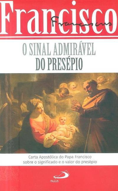 O sinal admirável do Presépio