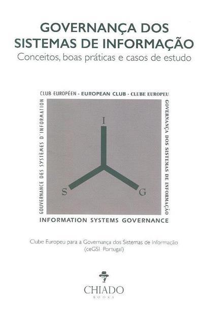 Governança dos sistemas de informação (Clube Europeu para a Governança dos Sistemas de Informação)