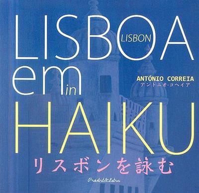 Lisboa em Haiku (António Correia)
