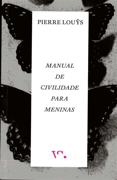 Manual de civilidade para meninas (Pierre Louÿs)
