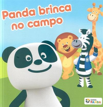 Panda brinca no campo (Hugo Rebelo)
