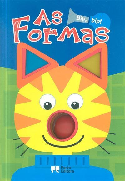 As formas (il. Jordi Busquets)