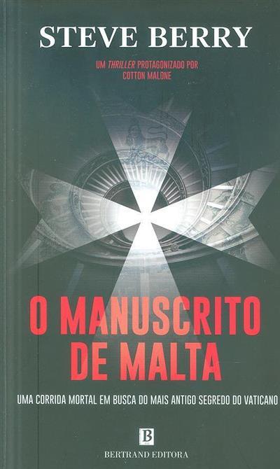 O manuscrito de Malta (Steve Berry)