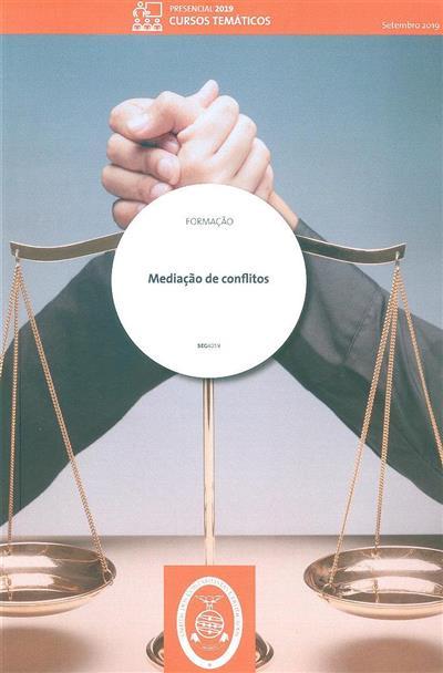 Mediação de conflitos (Jesuíno Alcântara Martins )