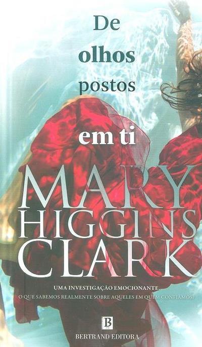 De olhos postos em ti (Mary Higgins Clark)