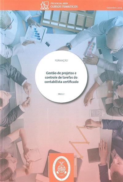 Gestão de projetos e controle de tarefas do contabilista certificado (João Reis)