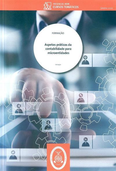 Aspetos práticos da contabilidade para microentidades (Davide Ribeiro, Fábio Pinho)