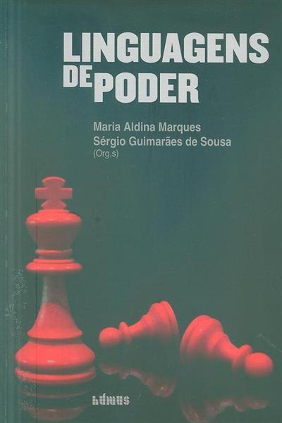 Linguagens de poder (orgs. Maria Aldina Marques, Sergio Guimarães de Sousa)