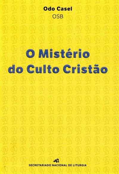 O mistério do culto cristão (Odo Casel)