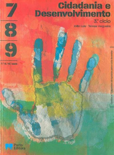 Cidadania e desenvolvimento (João Luis, Teresa Vergueira)