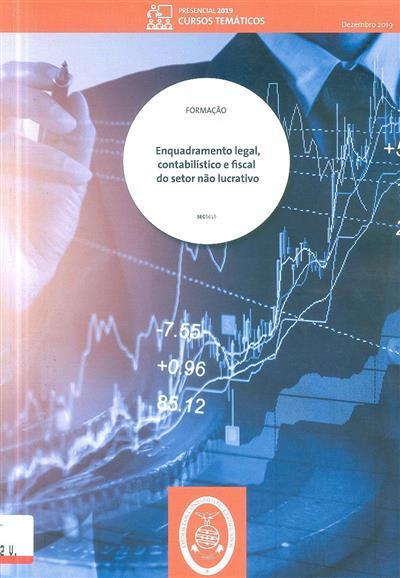 Enquadramento legal, contabilístico e fiscal do setor não lucrativo (Nelson Trindade)