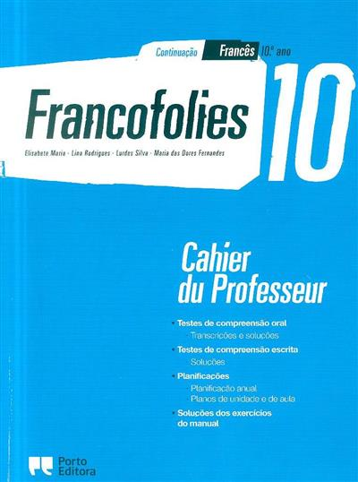 Francofolies 10 (Elisabete Maria... [et al.])